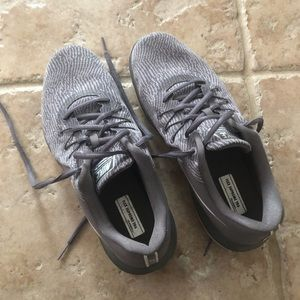 Nike Flex Supreme TR6 Training Gray Size 8.5